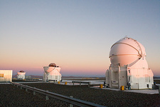 Auxiliary telescopes, Paranal Observatory
