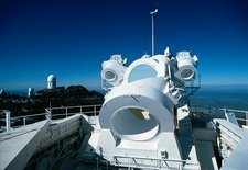 McMath Solar Telescope at Kitt Peak