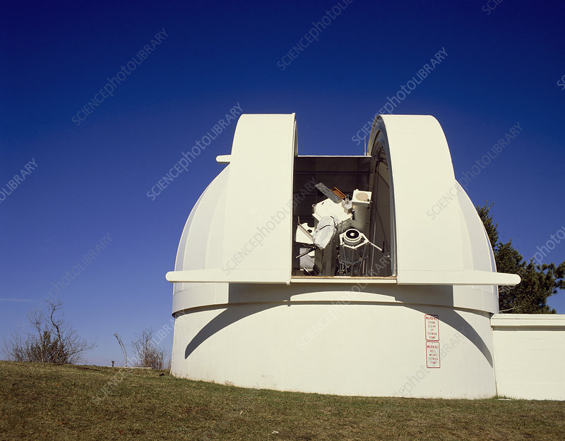 Sunspot solar observatory in New Mexico