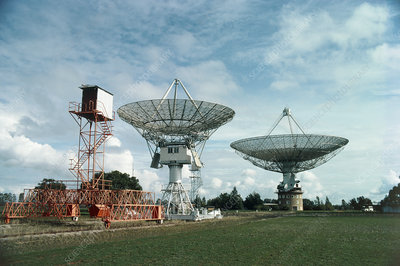 Parkes radio telescope, New South Wales