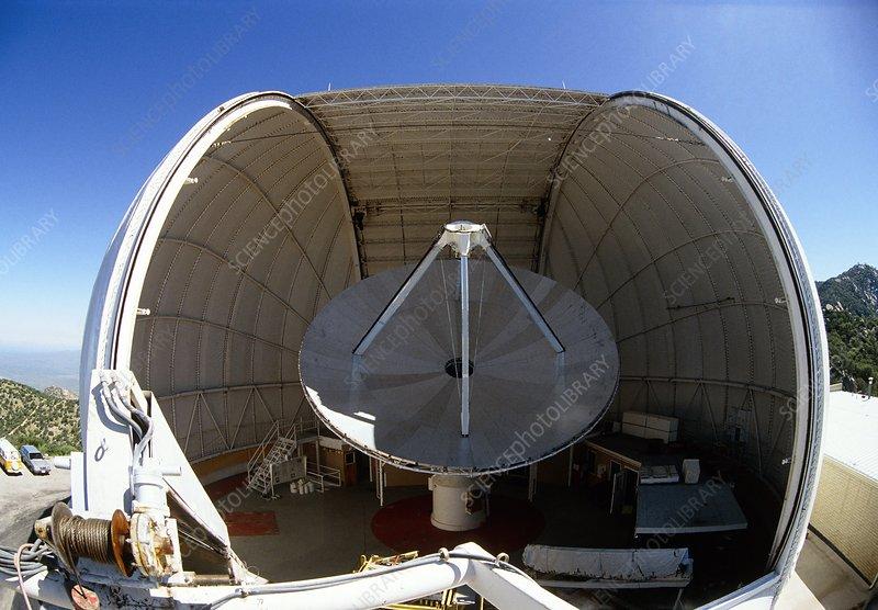 Radio+waves+telescope