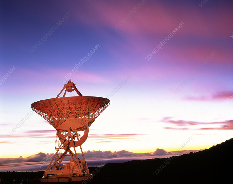 Very Long Baseline Array Radio Telescope, Hawaii