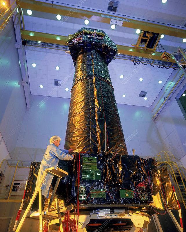 xmm spacecraft - photo #36