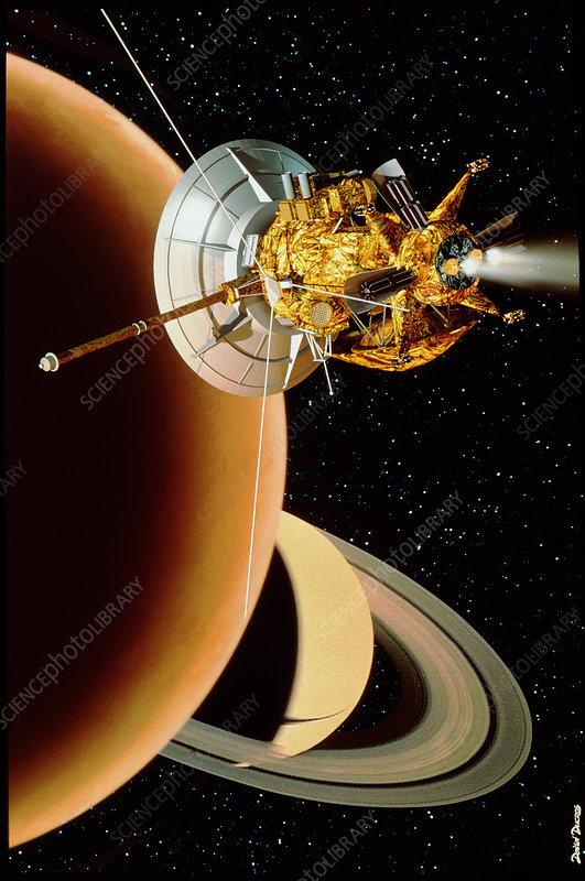 Titan Cassini Mission (page 2) - Pics about space