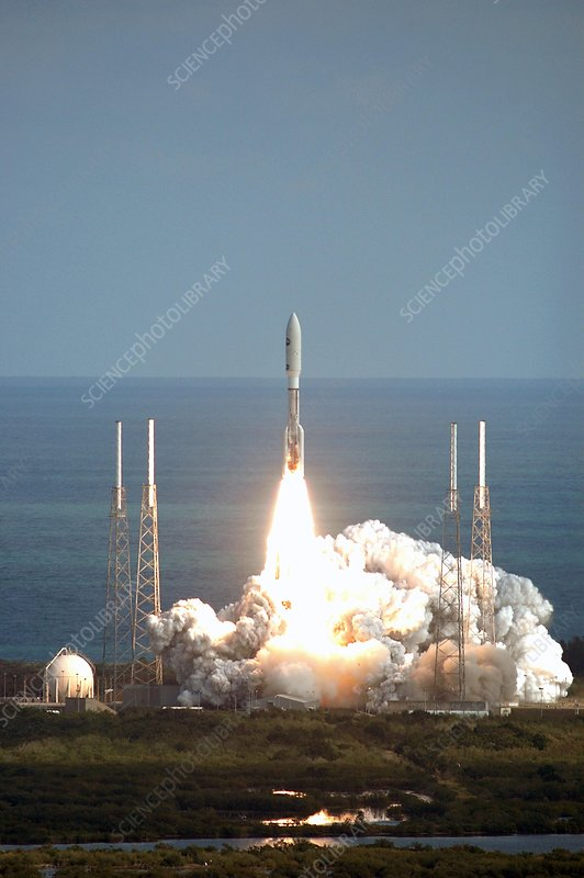 New Horizons spacecraft launch