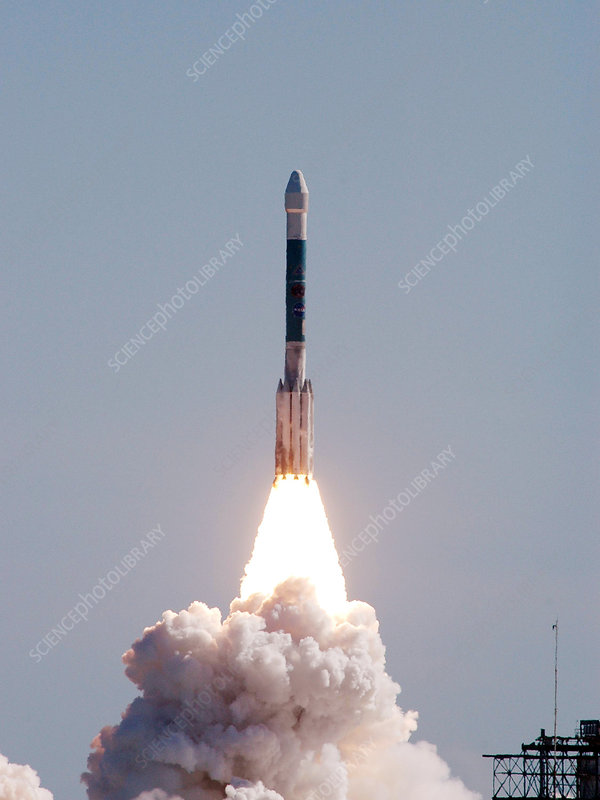 Deep Impact spacecraft launch