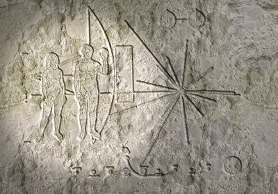 Pioneer plaque conceptual artwork