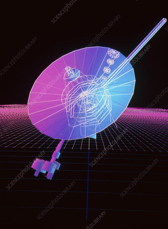 voyager spacecraft computer - photo #11