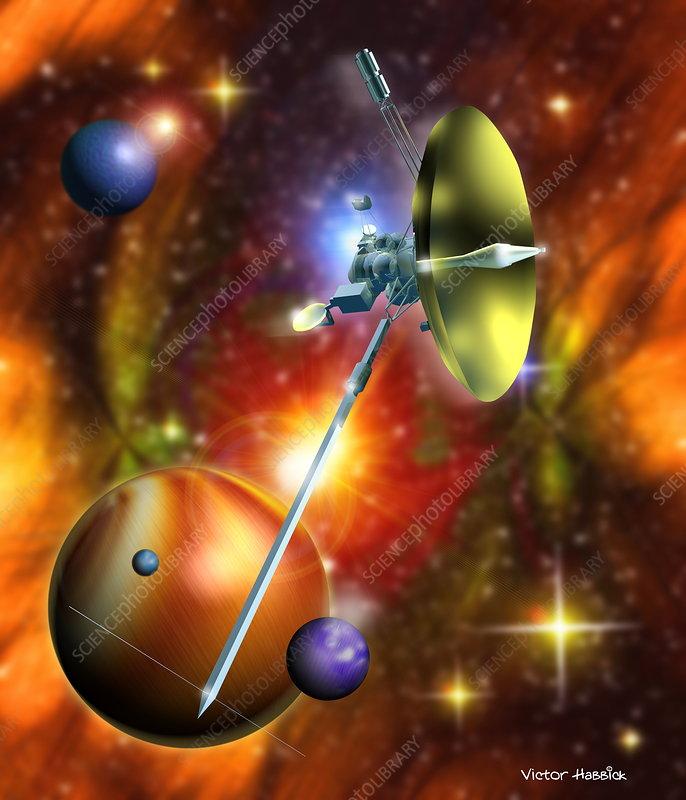 voyager spacecraft computer - photo #49