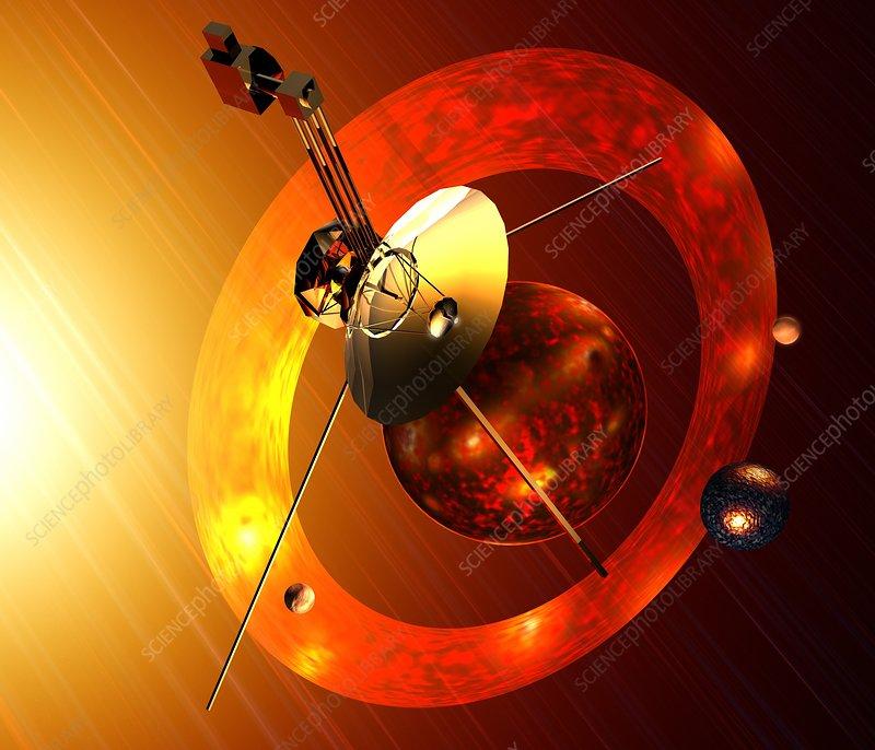 voyager spacecraft computer - photo #27