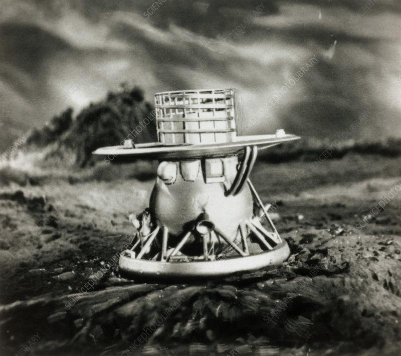 spacecraft venera 16 - photo #46