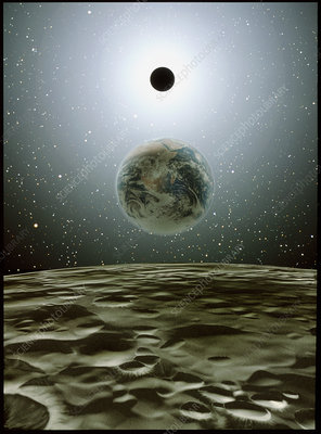 Earth's hypothetical second moon