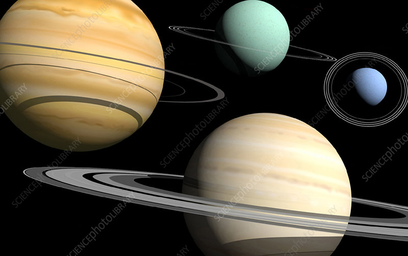Which Four Planets Have Rings (page 2) - Pics about space