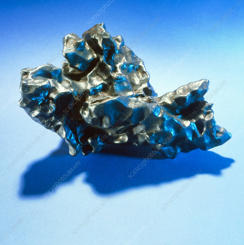 Fragment of the Sikhote-Alin meteorite