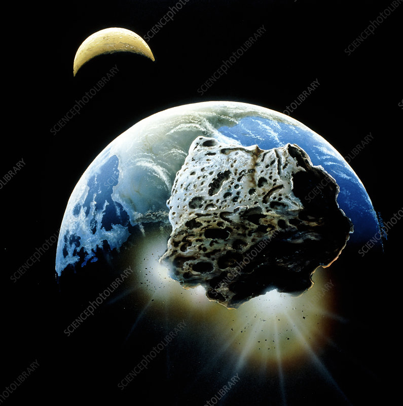 Asteroid Headed for Earth 2036 - Pics about space
