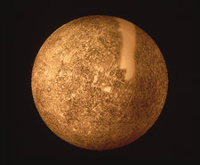 Mariner 10 mosaic of Mercury
