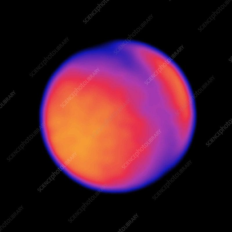 mercury planet temperature - photo #20
