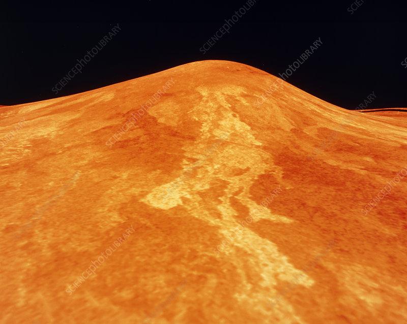 SIF Mons Venus