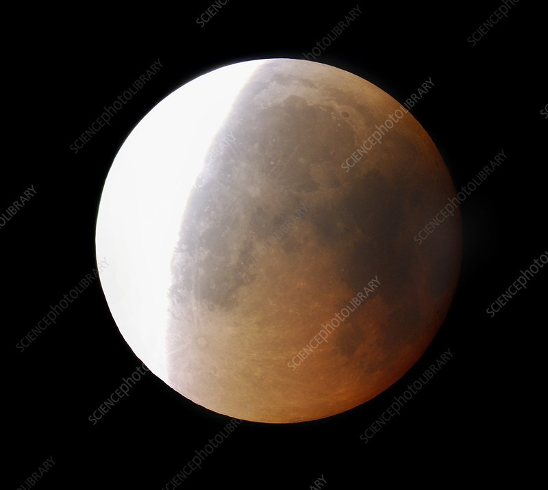 Lunar eclipse, 28/08/2007