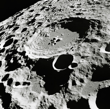 Apollo 11 view of the far side of the moon