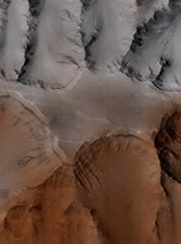Image of Valles Marineris