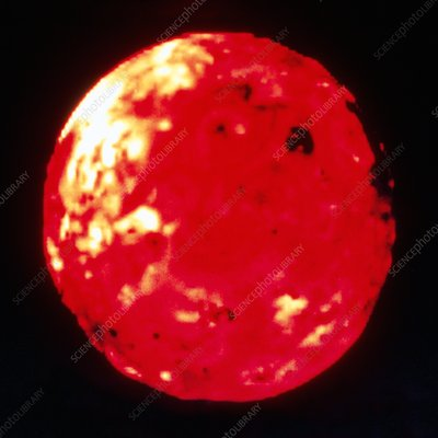 Voyager 2 image of Io