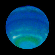 Neptune's changing seasons