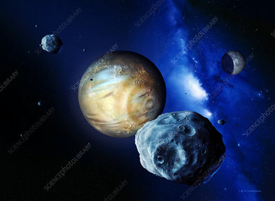 Pluto and Charon and Kuiper Belt
