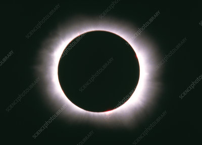 Total solar eclipse on 26 February 1979