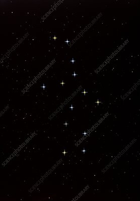 Constellation of Virgo,