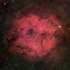 Emission nebula IC 1396