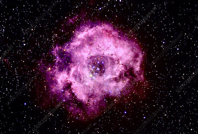 Rosette Nebula in Monoceros