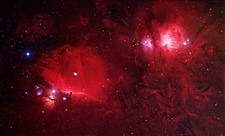 Nebulae in Orion