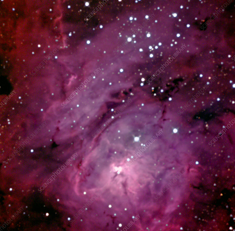 M8 The Lagoon Nebula