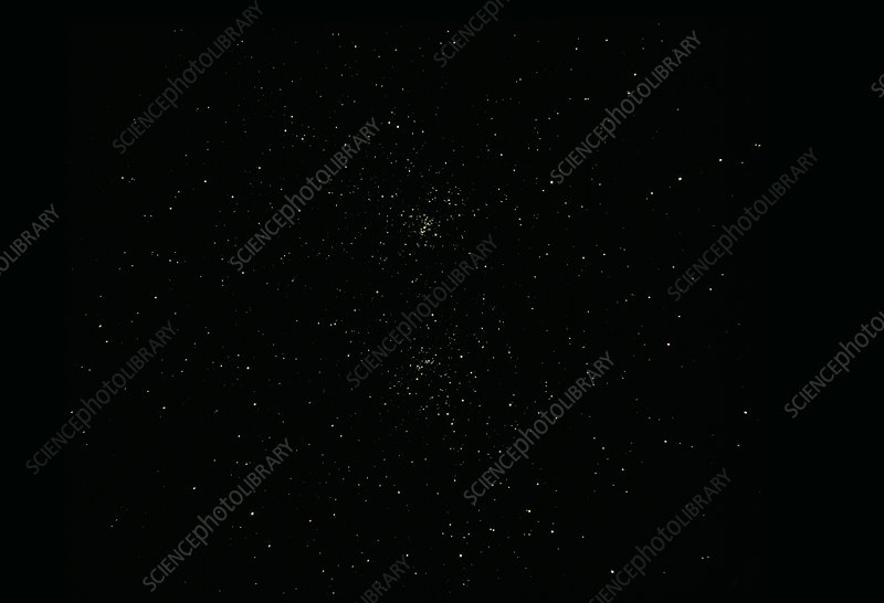 Perseus double star cluster
