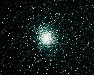 Optical photo of M22