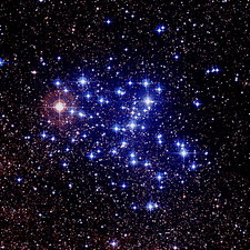 The Butterfly star cluster M6