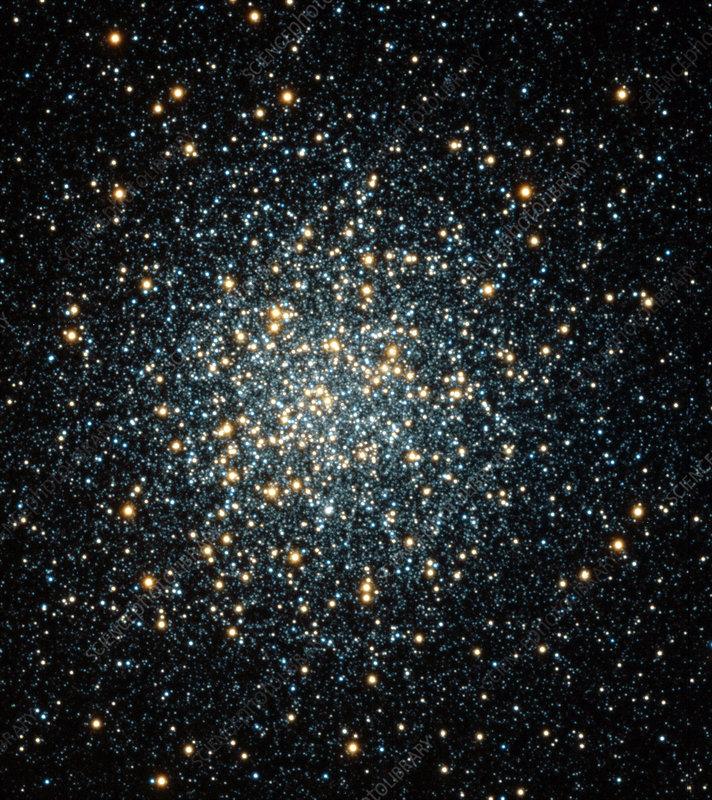 Globular star cluster M3