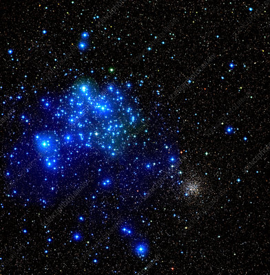 Open star cluster M35