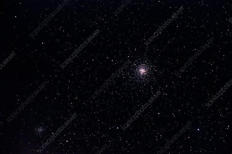 Globular star cluster M4