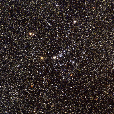 Open star cluster M25