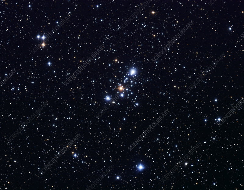 Open star cluster M103