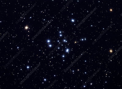 Open star cluster M34
