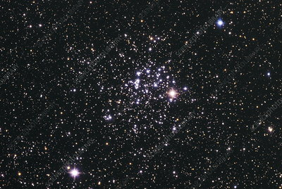Open star cluster M52