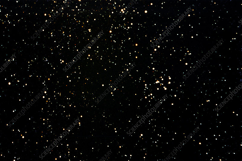 M18 Open Cluster