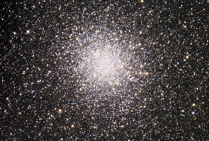 Globular star cluster M22