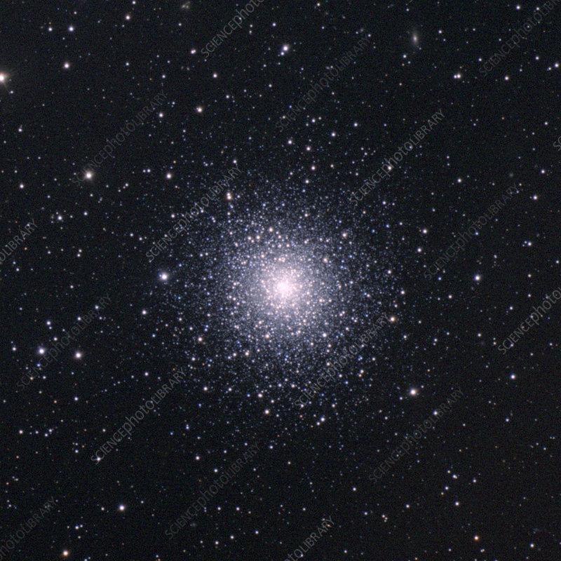Globular cluster M92
