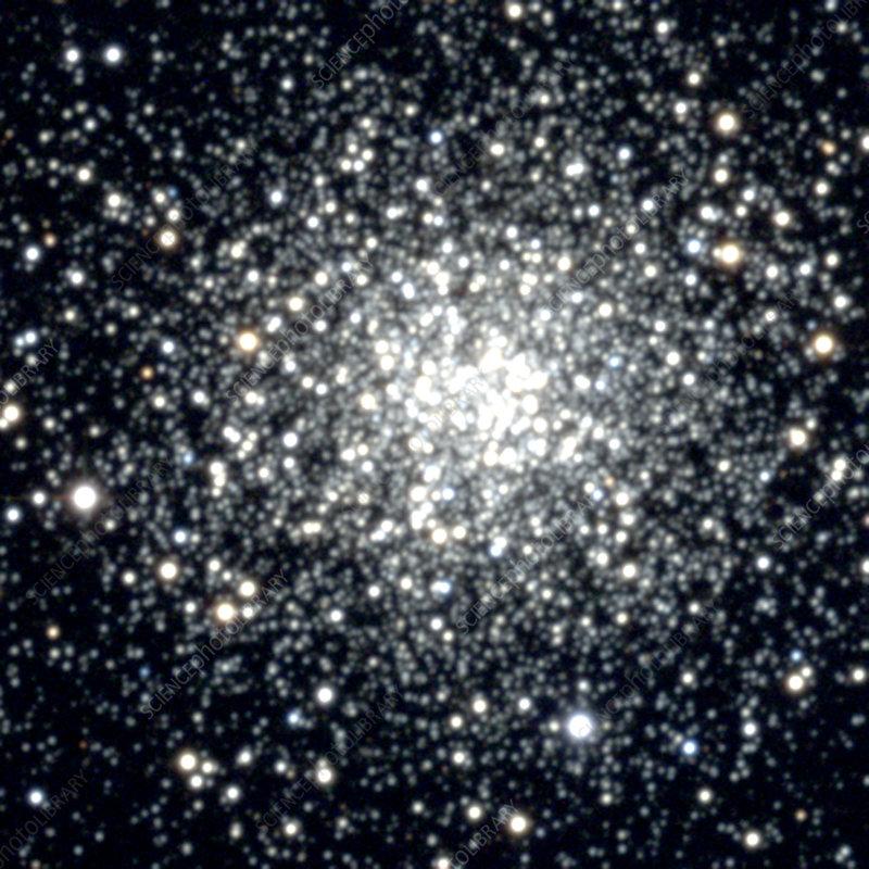 Globular cluster M107