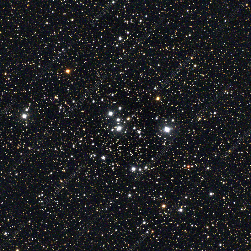 Open star cluster M47