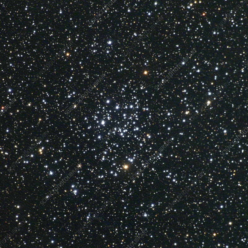 Open star cluster M50